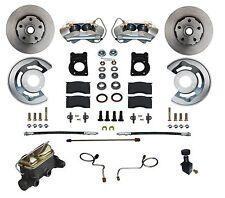 67 68 69  Mustang Falcon Disc Brake Conversion Kit  Stainless Steel Pistons