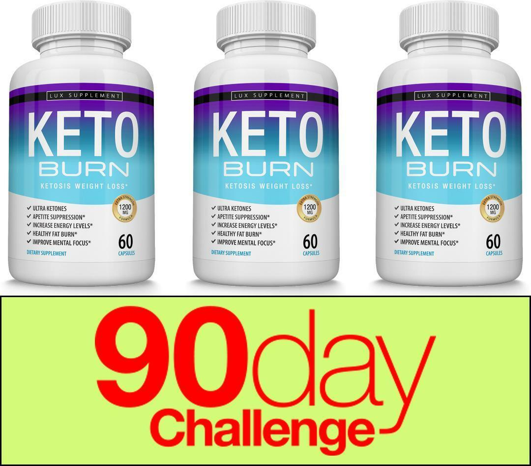 Keto Diet BURN Pills Best Ketosis Weight Loss Supplements Fat Burn s l1600