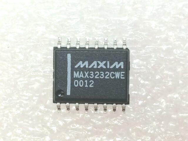 50PCS RS-232 DRIVER//RECEIVER IC MAXIM SOP-16 MAX3232ESE MAX3232ESE MAX3232
