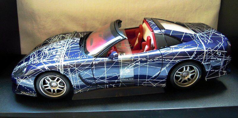 AUTOart 71014   ARTvoiture Chevrolet Callaway c12, Métal-Modèle en 1 18, NOUVEAU & NEUF dans sa boîte  commandez maintenant profitez de gros rabais