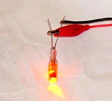 100 x INS-1 INS1 Neon Bulb dot NOS in BOX for NIXIE Clock IN14 IN16 IN18