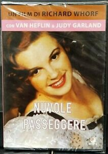 NUVOLE PASSEGGERE (1946) Di Richard Whorf - con Judy Garland - DVD NUOVO -