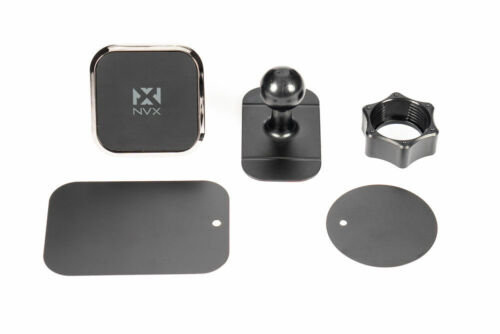 NVX XMountPro Universal Swivel Magnet Mount for iphone samsung smartphones 2pack