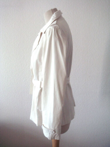 Madden Kathleen 99 Jacket Trench Gr corto Bianco Outdoor Jacket s Co Trench 4ddwSrU