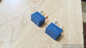 suzuki relay Denso Blue Multi-purpose 4 pin  156700-3220 1567003220 qty4 a203