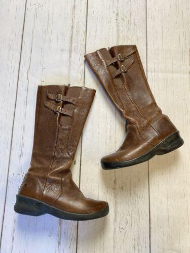 Keen Born Bern Baby Bern Oak Brown Womens Boots Si