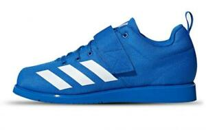 Details about Mens Adidas Powerlift 4 Blue Weightlifting Athletic Sport Shoe BC0345 Size 10 12