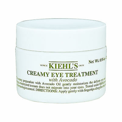 Kiehl's Creamy Eye Treatment with Avocado 0.95oz,28g Eye Treatment NEW