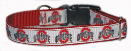 Ohio State University Dog Collar