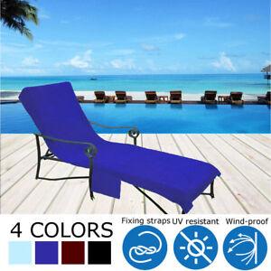 Gartenliege-Auflagen-Schonbezug-Strandliegen-Liegebezug-Sonnenliege-Liegestuhl