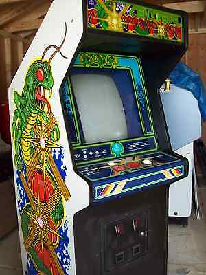 CENTIPEDE Fully Restored, Original Video Arcade Game with Warranty & Support
