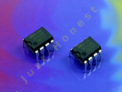 5 x UA 741 avec//sans dip8 Socle//Socket opération Amplificateur Op Amp Stk