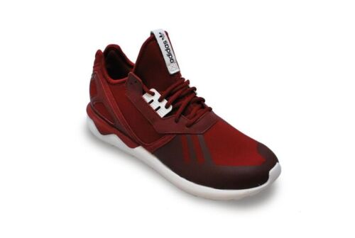 Runner Trainers Tubular Burgundy Mens White Adidas B41274 qwSnHEzYCH