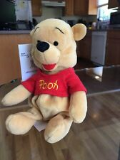 New NWT Winnie the Pooh Bean Bag Plush Disney Store