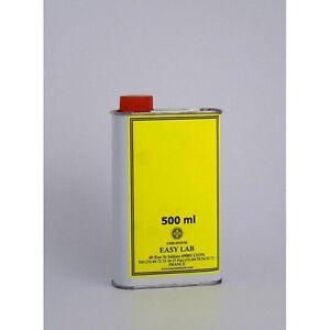Huile de Protection Pour Metaux Brunis au 0805 - 0806 - 0867br - 500 ml