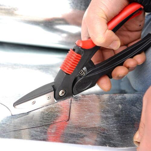 Tôle Tin Snips Gauche Coupe Cutter Heavy Duty professionnel cisaille ciseaux