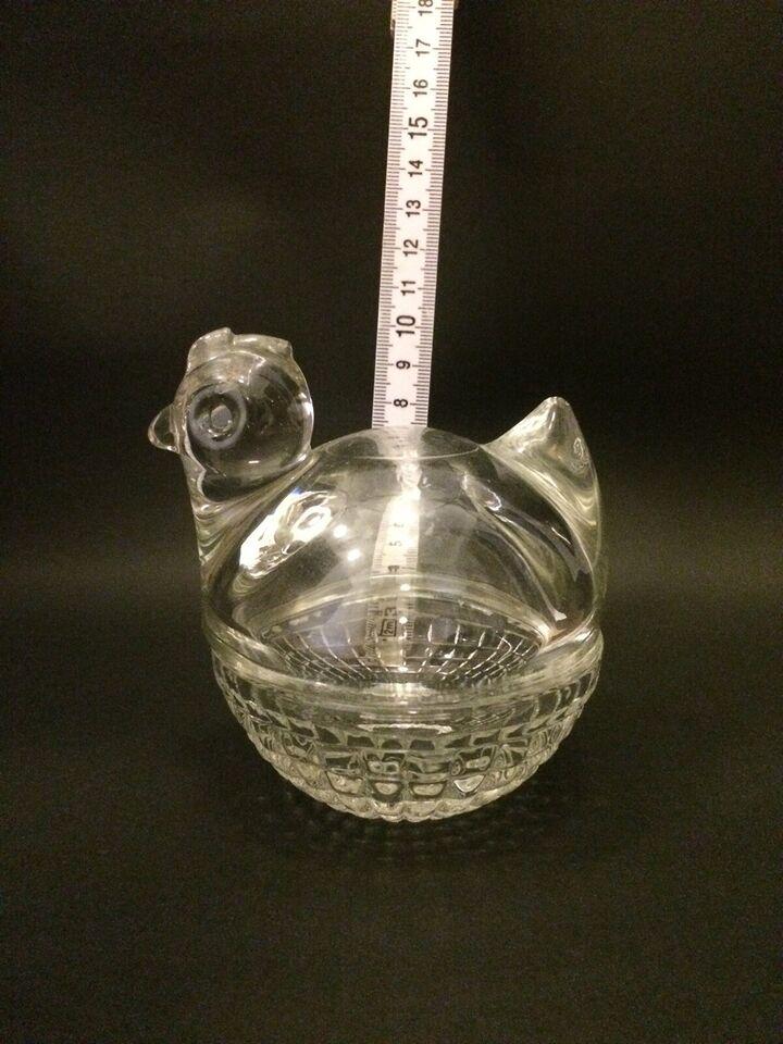 Glas, Glashønr , Stempel USA