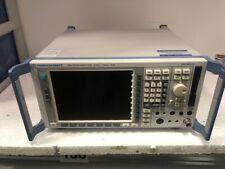 Rohde Amp Schwarz Fsp Spectrum Analyzer 9khz 3ghz