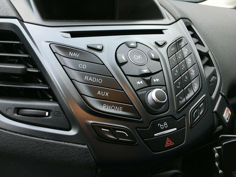 Ford Fiesta 1,5 TDCi 95 Trend ECO Van - billede 9