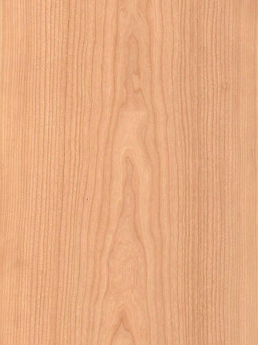 "Cherry Wood Veneer 3M Peel and Stick Adhesive PSA 2/' X 2/' Sheet 24/"" x 24/"""