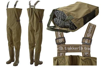 Trakker N2 poitrine échassiers Toutes Tailles Pêche à