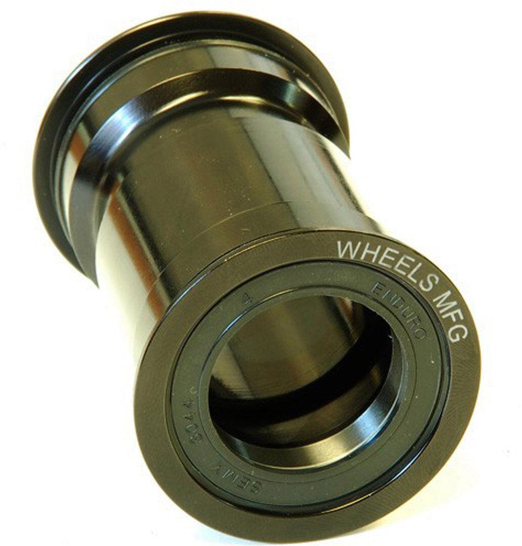 Wheels Manufacturing Pedales 30 Negro Soporte Inferior