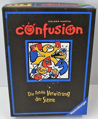 Ravensburger 27169 Confusion