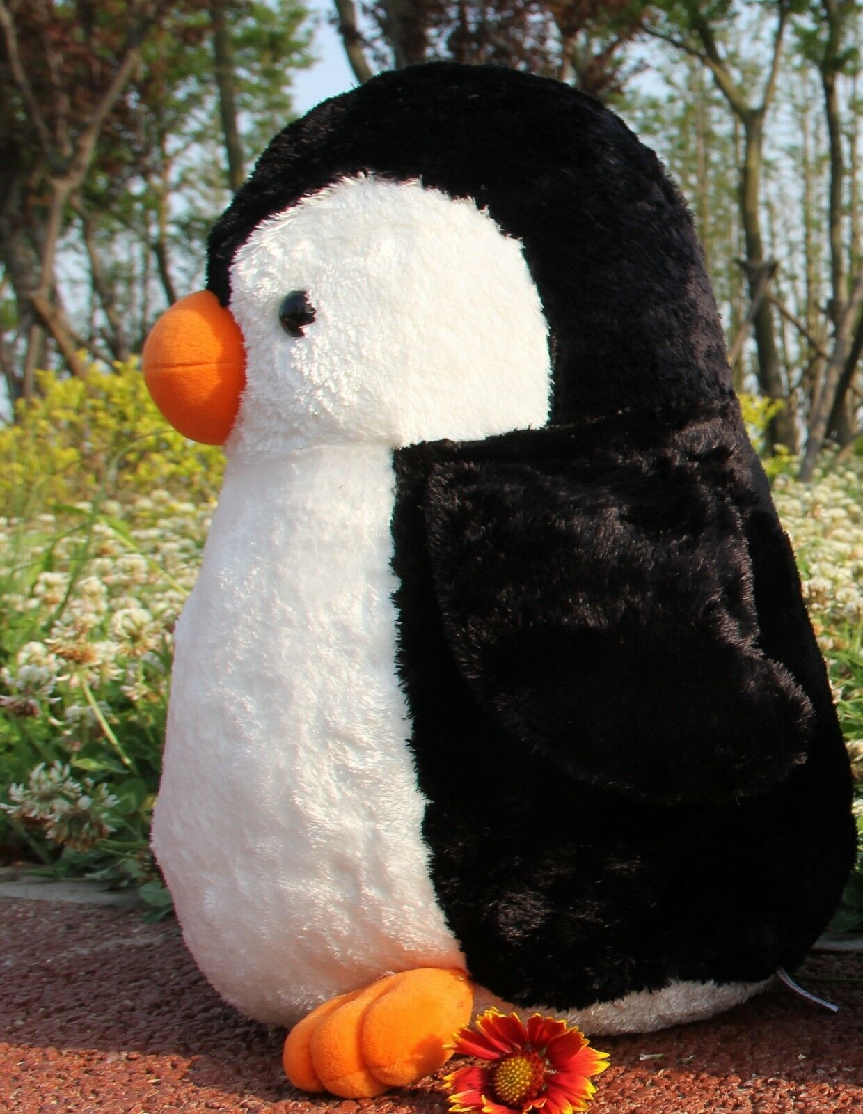 17  Penguin Toys Plush Giant Stuffed Soft Animal Doll Kid Bithday Gifts 43CM