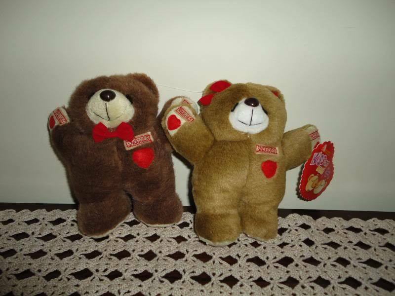 Snoggies Talking Kissing Bears for Valentines Day