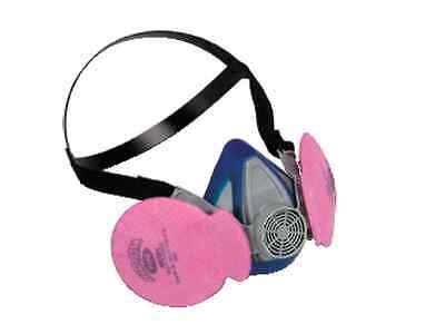 MSA Advantage 200LS Medium Half Mask Respirator & P100+OV Combo Filters SET