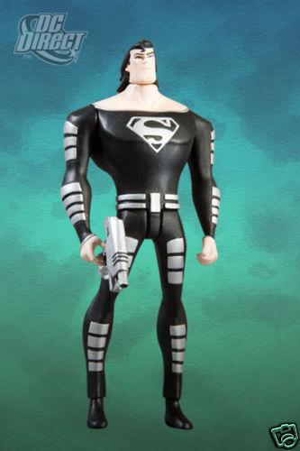 Comic Figures Comic Book Hero Action Figures Solar Black Suit