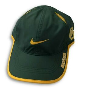 f0949c50 NWT New Baylor Bears Nike Dri-Fit Featherlight Logo Aerobill ...