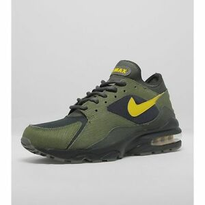 NIke Air Max 93 ARMY PACK Deadstock RARE BNIB Size 6 UK UNISEX 90 ... 3d9629cd0