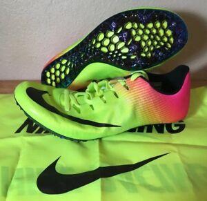 Sz New Roze Superfly Zoom Spikes 835996 Rio Track 999 Volt Mens Elite Zwart Nike FTPCqxwP