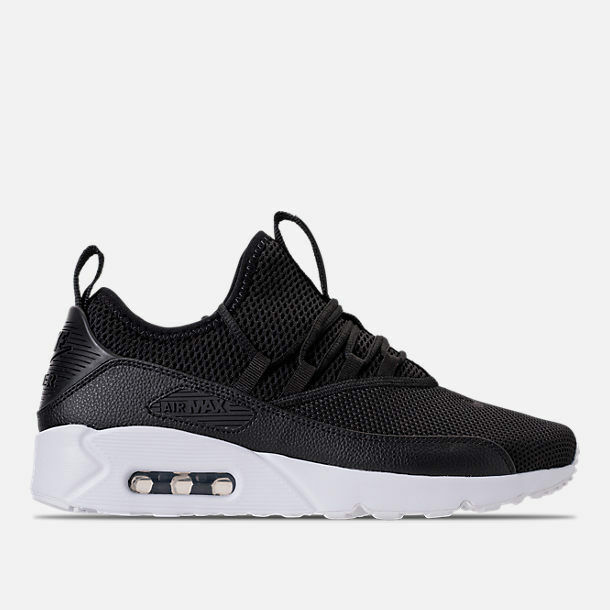 NIKE AIR MAX 90 EZ RACER BLACK /WHITE CASUAL SHOES MEN'S SELECT YOUR SIZE
