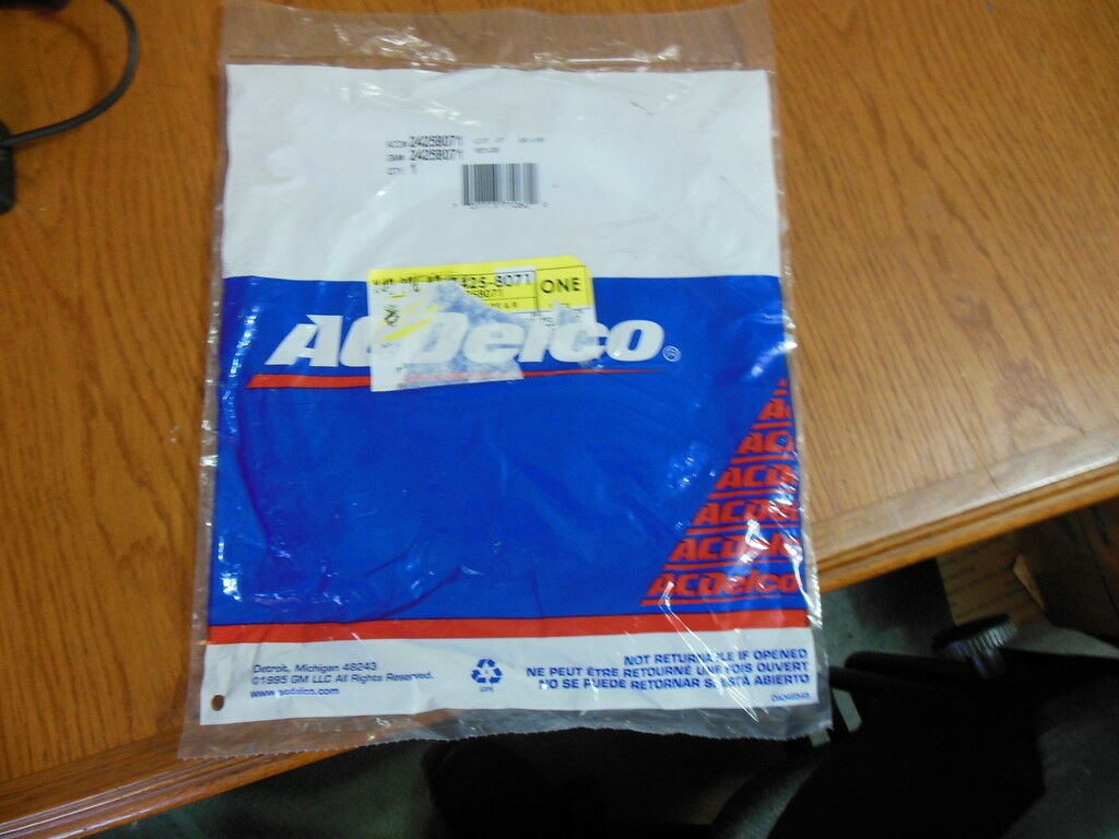 ACDelco 24258071 Clutch Plate Or Plates