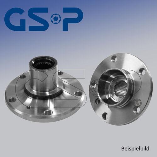 suspensión eje trasero GSP 9427034 2x enroscarse para