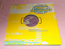 """12"""" Maxi   Blusonic – Deep Sea Diver ,VG+,cleaned,  Poison Recordings"""