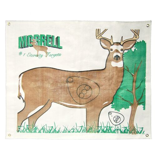 28 x 42-Inch New Morrell Polypropylene Whitetail Target Face