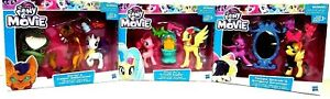 My Little Pony The Movie Your Choice Twilight, Rarity, Pinkie NEW