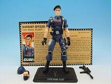 "GI Joe Flint (v13) Cobra Disguise 25th Anniversary (2008) 3.75"" Action Figure"