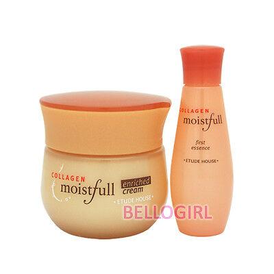 Etude House Moistfull Collagen ENRICHED Cream 60ml BELLOGIRL
