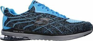 191a4d8168a3 SKECHERS MENS SKECH-AIR INFINITY-BELENDEN RELAXED FIT SNEAKERS 51485 ...