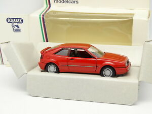 Schabak-1-43-VW-Corrado-Rouge