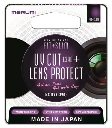FTS46UV Slim MC UV CUT Marumi 46mm Fit L390 Multi-Coated Filter