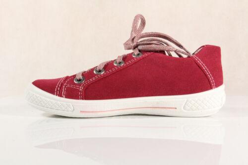Niñas Superfit Zapato Nuevo Mocasines Zapatillas Bajo 08107 4SqRpnHSw