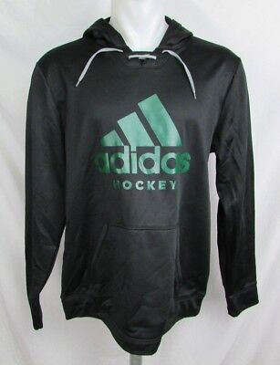 Adidas Hockey Climawarm Performance Hoodie adidas NHL Men's Large Black |  eBay