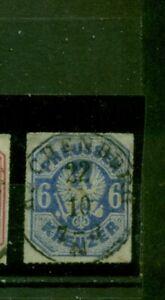 Di-Prussia-Friedrich-Guglielmo-IV-N-25-timbrato