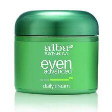 Alba Botanica Natural Even Advanced Sea Lipids Daily Cream 2 Oz 57 G