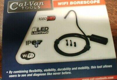 Cal Van Tools 84 WiFi Borescope